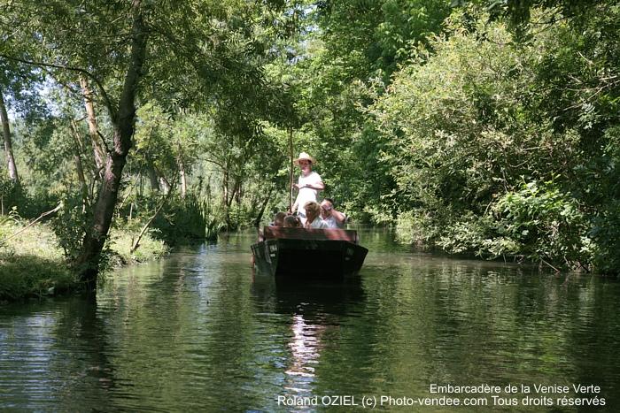 La Venise Verte sauvage du Marais Poitevin