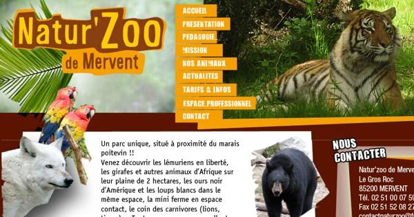 Natur Zoo Mervent