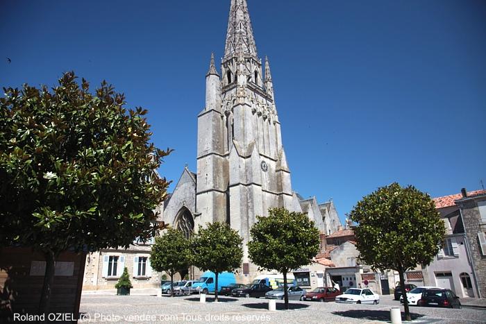Eglise de Fontenay le Comte