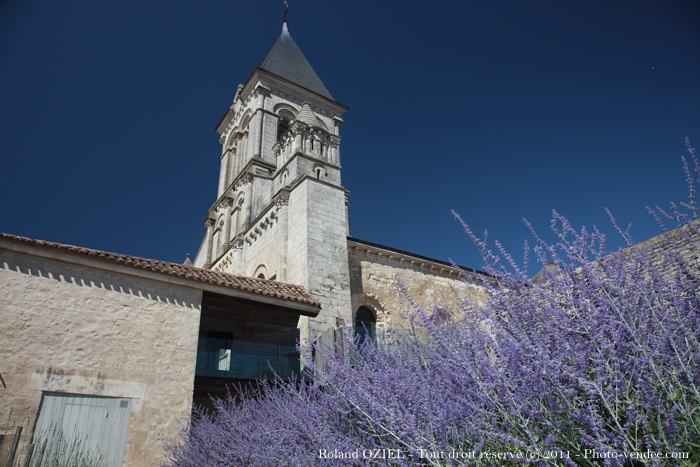 Abbaye de Nieul sur l'Autise